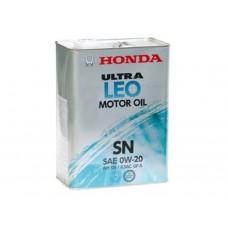 HONDA Ultra LEO-SN 0W20 4л