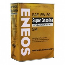 ENEOS Super Gasoline 5W-50 4л