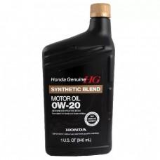 HONDA Synthetic Blend 0W20 1л