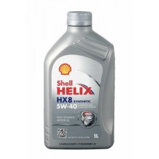 Shell Helix HX8 Synthetic 5W40 1л