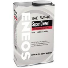 ENEOS Super Diesel 5W-40 1л