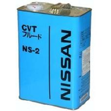 NISSAN CVT NS-2 4л.
