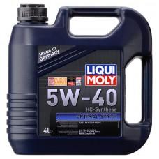 Liqui Moly Optimal Synth 5W40 4л