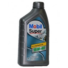 Mobil Super 1000 X1 15W40 1л
