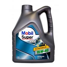 Mobil Super 1000 X1 15W40 4л