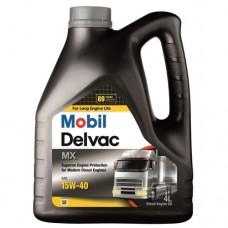 Mobil Delvac MX 15W40 4л
