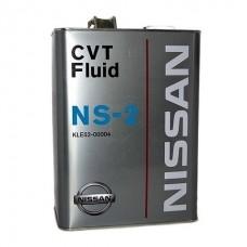 NISSAN CVT FLUID NS-2 4л