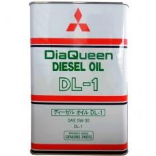 MITSUBISHI Diaqueen Diesel Oil DL-1 5W30 4л