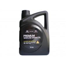 Hyundai-KIA Premium Gasoline 5W-20 4л