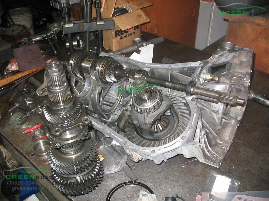 Ремонт механических коробок передач своими руками 41
