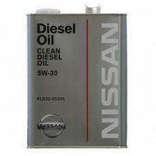 Nissan Clean Diesel Oil 5W30 DL-1 4л