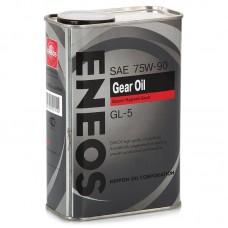 ENEOS GEAR OIL 75W-90 GL-5 4л
