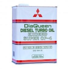 MITSUBISHI Diesel Turbo Oil ExceedSuper 10W30 4л