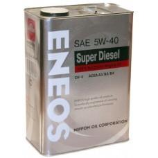 ENEOS Super Diesel 5W-40 4л