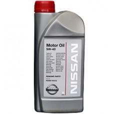 Nissan Motor Oil 5W40 1л