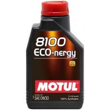 MOTUL 8100 Eco-nergy 0W30 1л