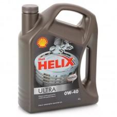 Shell Helix Ultra 0W40 4л